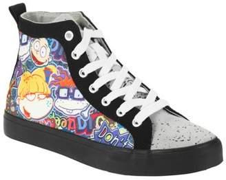 Rugrats Juniors Woman High Top Sneaker