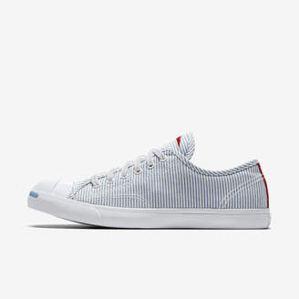 Nike Converse Jack Purcell Low Profile Striped Chambray Low TopWomen's Slip
