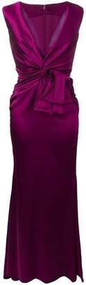 Talbot Runhof Polis4 long dress