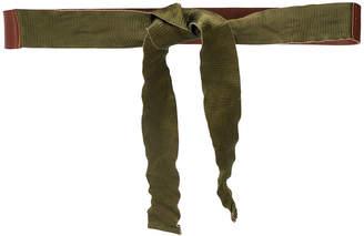Forte Forte tie-fastened belt