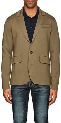 Ralph Lauren Purple Label MEN'S WOOL SPORTCOAT-STYLE CARDIGAN