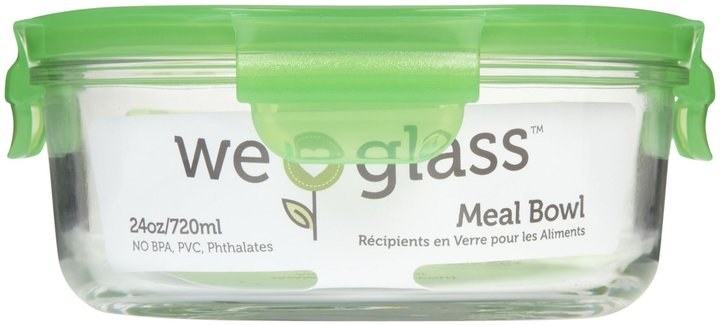 Wean Green Meal Bowl Pea