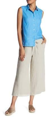 Tommy Bahama Drawstring Crop Linen Pants
