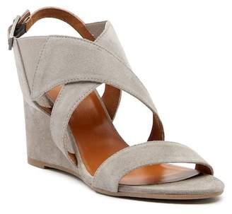 Aquatalia Nikki Slingback Wedge Sandal