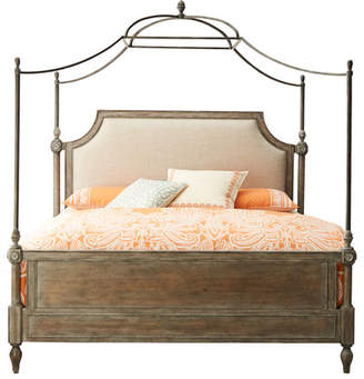 Hooker Furniture Cortina King Canopy Bed
