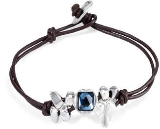 Uno de 50 Thingy Leather Bracelet