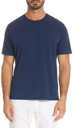 Robert Graham Solid Cotton Jersey T-Shirt