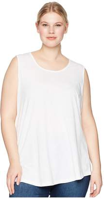 Aventura Clothing Plus Size Dharma Tank Top Women's Sleeveless