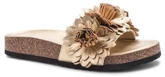 Refresh Leo Floral Accent Sandal