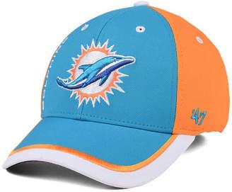 '47 Miami Dolphins Crash Line Contender Flex Cap