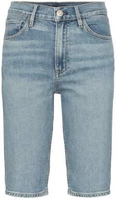 3x1 Paros Knee-Length Denim Shorts