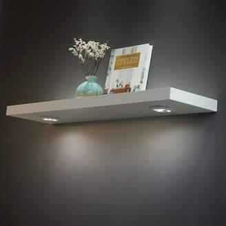 Welland Industries LLC Floating Wall Shelf