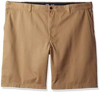 Izod Men's Big Tall Flat Front Short