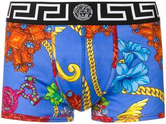 Versace printed boxer briefs