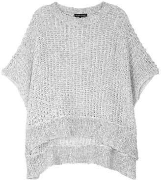 Eileen Fisher Open-knit Cotton-blend Jumper