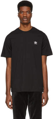 adidas Black Essential T-Shirt