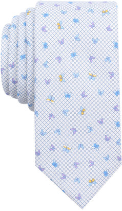 Bar Iii Men's Butterfly Conversational Skinny Tie, Created for Macy's $55 thestylecure.com