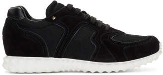 Valentino Black Garavani Hive Sneakers