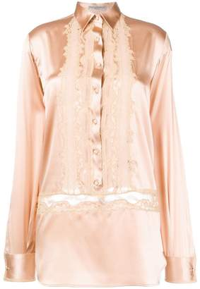Ermanno Scervino lace blouse