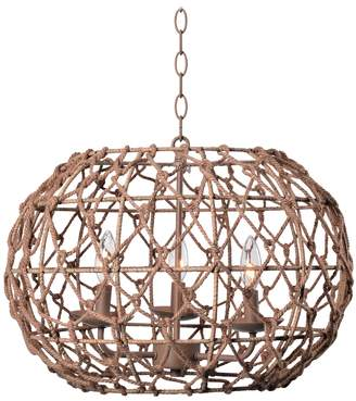 Kenroy Home Jago 3-Light Pendant