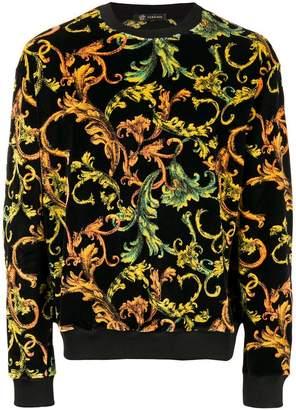 Versace crewneck sweatshirt