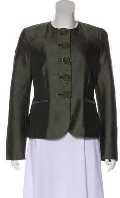 Giorgio Armani Lightweight Wool Jacket