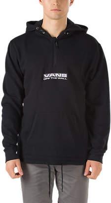Side Waze 3/4 Zip Pullover Hoodie