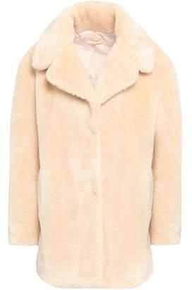 BA&SH Island Faux Fur Jacket