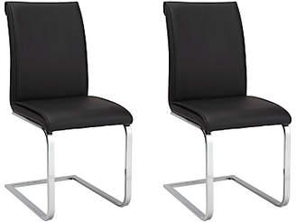 At John Lewis · John Lewis Ronson Dining Chairs, Set Of 2