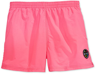 Maui and Sons Party Rocker 2 Volley Swim Trunks $44.50 thestylecure.com