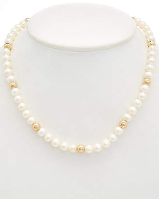 Honora 14K 7-7.5Mm Pearl Necklace