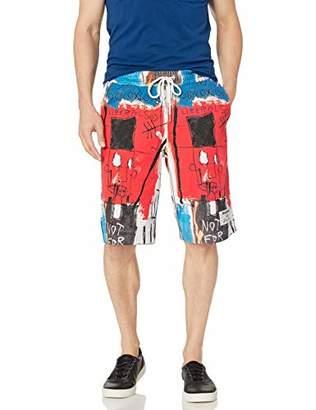 Sean John Men's Basquiat Shorts