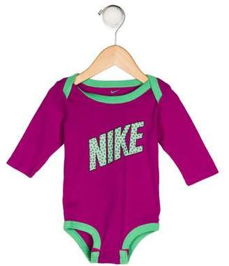 Nike Girls' Graphic Print All-In-One