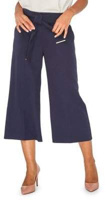 Dorothy Perkins Wide-Leg Cropped Trousers