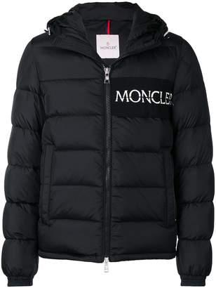 Moncler padded logo jacket