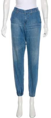 Rag & Bone Mid-Rise Jogger Jeans