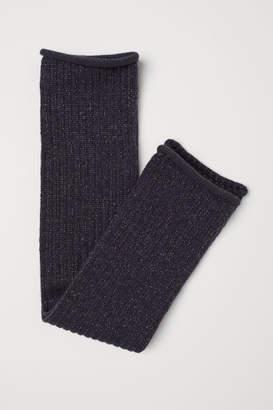 H&M Leg Warmers - Gray