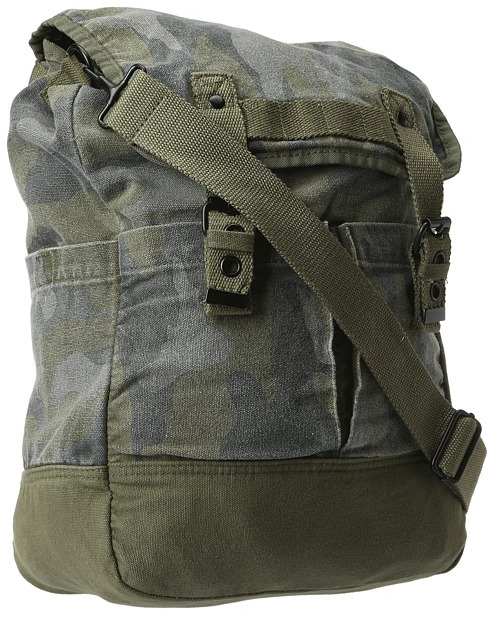 Billabong Day Camp Backpack (Camo) - Bags and Luggage