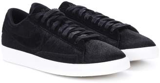 Nike Blazer Low calf hair sneakers