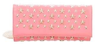Jimmy Choo Star-Studded Milla Wallet