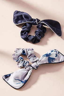 Anthropologie Summer Escape Hair Tie Set