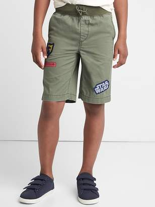 Gap GapKids | Star Wars Pull-On Shorts
