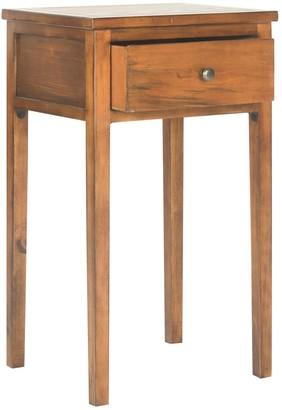 Safavieh Abel Pine End Table