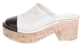 fc3ddd2dd701 White Platform Clogs - ShopStyle