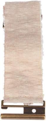 Semi-Couture Semicouture Erika Cavallini Elasticated Belt