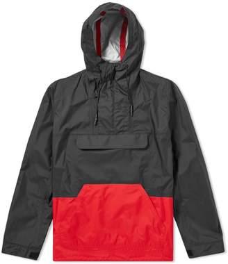 Comme des Garcons Homme Homme Nylon Taffeta Pullover Jacket