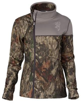 Browning Women's Hell's Canyon Corline-WD Jacket ATACS Tree/Dirt Extreme, Large