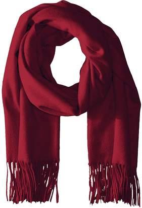 Honeystore Large Fringe Scarf Tassels Infinity Cashmere Wool Shawl Pashmina Wrap