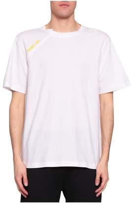 Helmut Lang Cotton Logo T-shirt