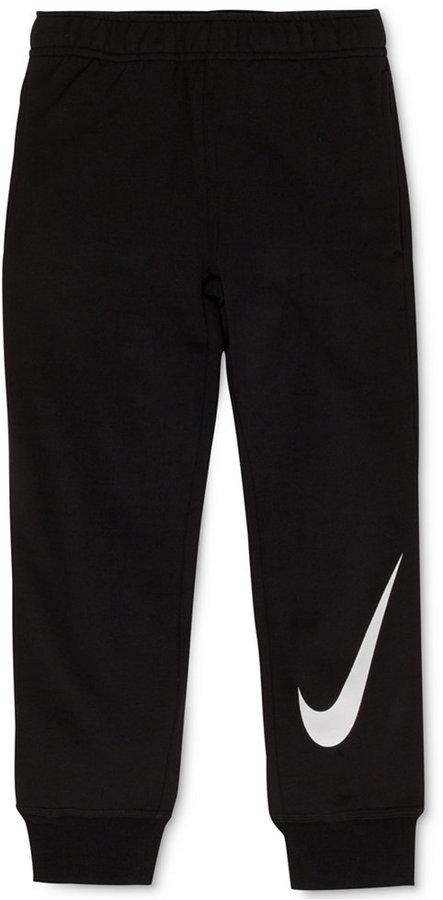 Nike Little Boys' Cuffed Fleece Pants